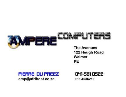 AMPERE Computers - Walmer
